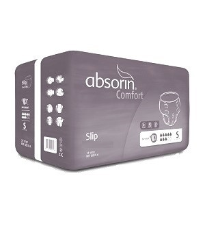 Absorin Comfort Slip Night/Ultra 45 stuks maat M